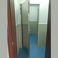 厂家直销洁净手术室医用气密门单开门净化钢质门医用门优质铅门图片
