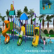 游泳池戲水小品室外兒童游樂場兒童水上樂園泳池滑滑梯