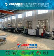 中空塑料模板生产线高产量PP塑料中空建筑模板机器高产量中空塑料模板生产线图片