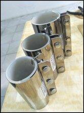 中央自动供料系统多功能管道修补器,不锈钢管夹