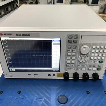 出售美国安捷伦AgilentE5071CENA网络分析仪