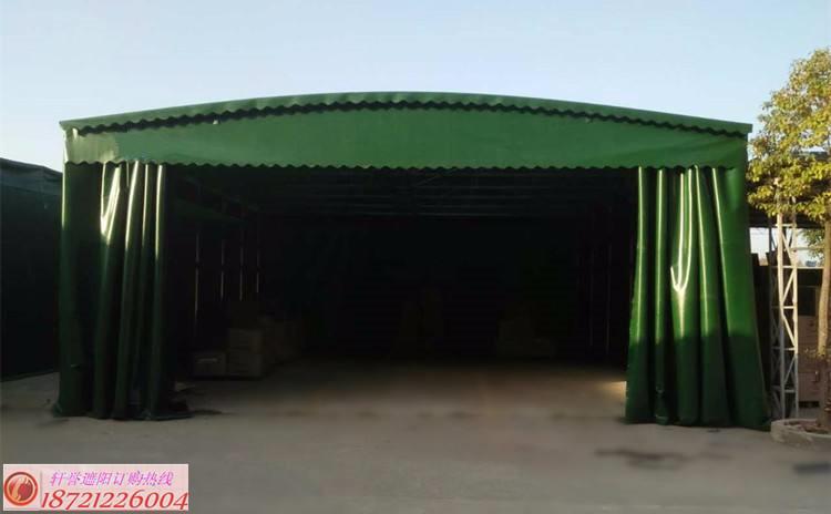 浦东推拉篷价格&移动推拉收缩雨篷价格&上海雨篷厂家价格