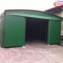 白鹤雨篷厂家移动推拉雨篷活动推拉棚推拉棚价格图片