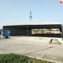 定做江苏扬州大型活动推拉棚-移动伸缩棚-仓库棚-轩誉雨篷厂家