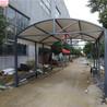 上海軒譽停車棚,姑蘇區上海軒譽鋼結構停車棚制作精良