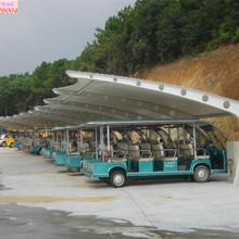泗陽縣熱門上海軒譽鋼結構停車棚服務至上,停車棚圖片