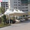 上海長寧訂制上海軒譽鋼結構停車棚經久耐用,膜結構車棚