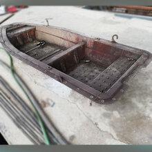 江苏化粪池水塔塑料桶圆缸模具渔船方缸模具设备制作图片