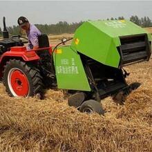 玉米秸秆打捆机小麦秸秆打捆机图片