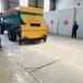 湖南衡陽大型鋪灰機8方撒布車價格