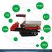 清遠牛羊糞大型撒肥車有機肥撒肥機價格