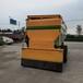 鄭州高速路面鋪灰機冬季融雪劑拋灑車型號