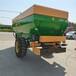 朝陽農田大型雙豎撒糞車后置絞龍式撒糞車廠家