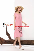 厂家直销特卖欧美品牌女装尾货折扣时尚大码女装代卖价格图片