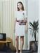 2019年当季新款女装同步曼天雨品牌折扣女装新必威网页版的网址是什么款式尾货