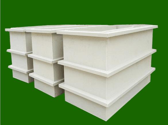 山东厂家直销水箱PP板厂家定做塑料水箱PP板水箱焊接