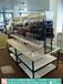 諾米貨架-鐵木結合貨架-量身定做的貨架--飾品展柜-服裝貨架