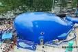 2019升级版大蓝鲸出租鲸鱼岛乐园设备价格