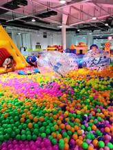 海洋球出租价格儿童海洋球积木乐园出租租赁图片