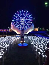 灯光展活动设计大型梦幻灯光节灯光节设备租赁出售图片