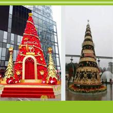 大型圣诞树出租,专业圣诞树制作,圣诞树出售图片