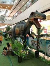 和记娱乐注册苏恐龙展活动营销仿真恐龙出租出赁品牌宣传图片