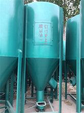 厂家直销家用立式饲料搅拌粉碎无尘自吸中小型养殖混合机
