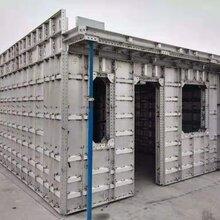 河北晟新集团-管廊模板建筑模板铝合金模板铝模板施工设计图片