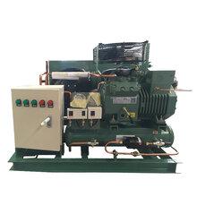 活塞式单机冷库压缩机汉钟低温水冷机