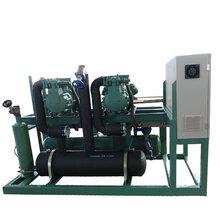 比泽尔低温2-40匹冷库压缩机谷轮活塞压缩机