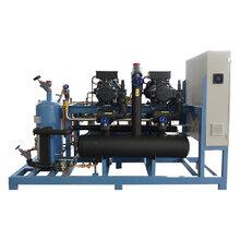 莱富康高温2-50匹冷库压缩机制冷螺杆压缩机