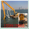 柳工挖掘机搭载采沙泵