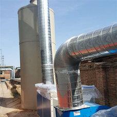 喷淋塔废气处理,空气净化塔,洗涤塔,工业酸雾吸收塔