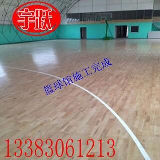 北京体育运动木地板厂家图片2