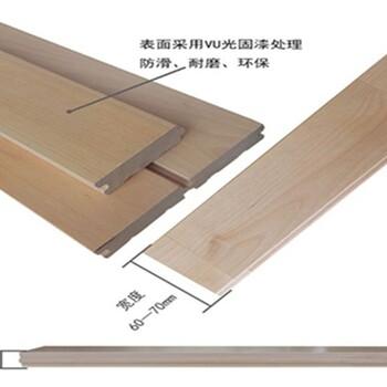 篮球馆木地板——体育木地板