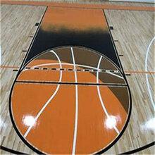 天津体育运动木地板厂家图片