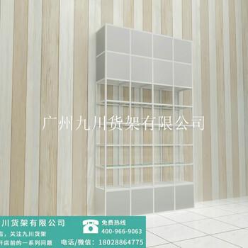 廣州精品展示架北歐諾米貨架oce木質貨架
