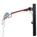 工業鍋爐焊接設備--旋轉升降焊接懸臂架-臨沂百潤供應