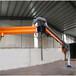 焊机举臂架旋转焊接空间臂XCB500B焊烟净化型