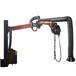 百润机械标配各行业焊接设备焊烟吸尘臂XCB500B热销在线交流中