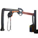厂家批发XCB-700B型焊烟净化吸尘臂吸尘除尘功能齐全