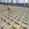 22mm室内体育场馆木地板运动木地板生产厂家体育木地板