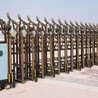 天津伸缩门安装,电动伸缩门厂家,伸缩门维修,测量伸缩门
