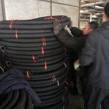 廠家直銷黑色夾布膠管橡膠輸水管低壓夾線輸水膠管保質保量圖片