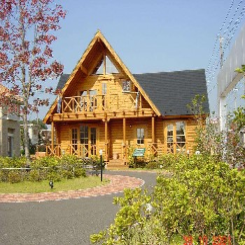 厂家定制防腐木景区木屋、木屋别墅、活动房、小木屋