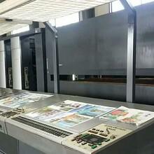 二手商业轮转印刷机图片