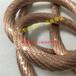 0.15單絲鍍錫銅絞線軟連接TJR透明圓絞線編織