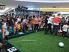 潘卡足球作為店內的配套娛樂項目的優勢