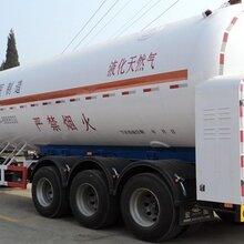 重慶開縣液化天然氣LNG(液化氣)出售批發圖片