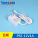 12V1A电?#35789;?#37197;器PSE认证61558家电标准
